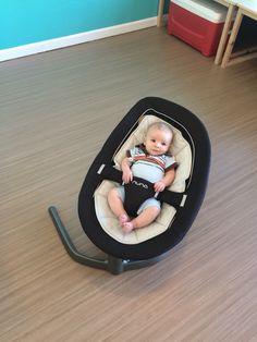 Nuna Leaf! The ultimate baby ride