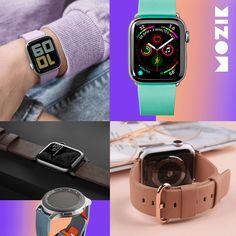 ⌚ Θέλεις να κάνεις το #smartwatch σου να να ξεχωρίζει από τα υπόλοιπα και να δείχνει μοναδικό; Η ιδανική λύση είναι τα #λουράκια!  Δες περισσότερα στο άρθρο μας #MozikBlog Smartwatch, Blog, Fashion, Smart Watch, Moda, Fashion Styles, Blogging, Fashion Illustrations
