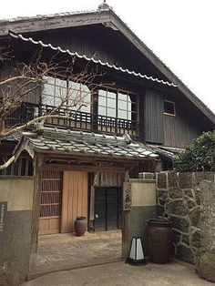 #Japan traditional folk house