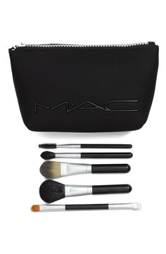 'Look in a Box - Basic' Brush Kit - this basic brush set is a good value and great for travel.