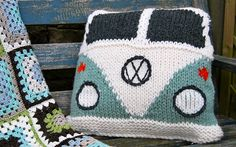 VW..I will be buying this pattern!!! Such memories!!!