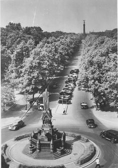 Berlin in den 30ern,am Kemperplatz