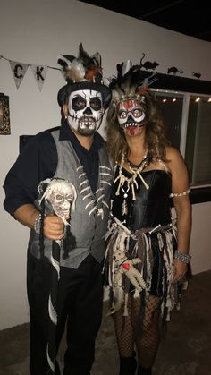 Witch doctors Halloween costume #voodoo #witchdoctors & DIY Witch Doctor Costume | Pinterest | Doctor halloween costume ...