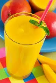 how to make mago smoothie