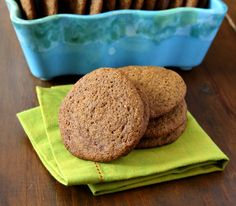 Chewy and soft molasses coffee cookies | Crosby's Molasses
