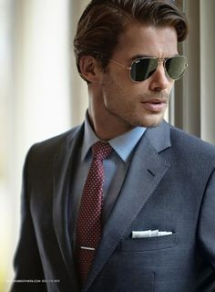 Brooks Brothers Fall/Winter 2014.15 advertising campaign and catalogue