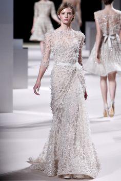 Elie Saab Haute Couture | Elie Saab - Haute Couture Spring Summer 2011 - Shows - Vogue.it