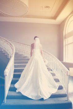 Just gorgeous! Photo by Sarah M. #MinneapolisWeddingPhotographers #WeddingPhotography