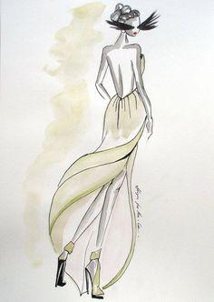 Illustrazioni Effigie by Jessica di Michele