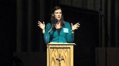 """""""How I grew up atheist and ended up Catholic"""" -Jennifer Fulwiler, THIRST..."""