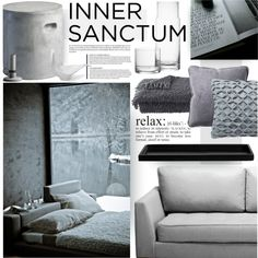 """My sanctuary bedroom"" by bellamarie on Polyvore"