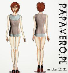 free papavero pattern