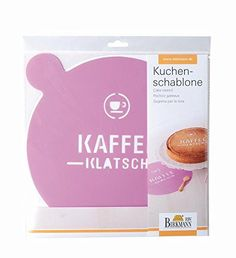 Birkmann 450189 KaffeeKlatsch Coffee Party Cake Moulds * Continue to the product at the image link.