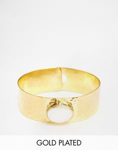 Ottoman Hands Classic Wide Cuff Bracelet