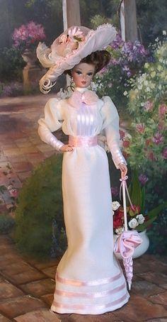 Edwardian Pink by Marlena Monice for Silkstone Barbie