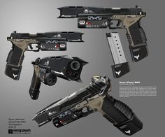ArtStation - Titanfall 2 Smart Pistol MK5, Ryan Lastimosa No more leaving the last round out because it is too hard to get in. And you will load them faster and easier, to maximize your shooting enjoyment. Save those thumbs & bucks w/ free shipping on this handgun magloader I purchased mine http://www.amazon.com/shops/raeind