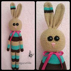Yeni pijamalı tavşanım #amigurumi #amigurumis #lalylala #lalylalaland #lalylalalupo #lalylaladoll #organictoys #babytoys #yün #gazzal #yarnartjeans #dmc #dmcnatura #rita #yarn #baby #gurumianimal #amigurumitoys #crochet #toys #häkeln #lalylalapattern #virka #gramorgu #hanimelindenamigurumi @gurumigram @amiguru_mi #amigurumitavşan #tavsan by amigurumiis