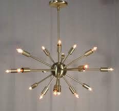 sputnik chandelier - Google Search