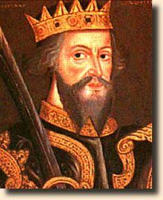 William the Conqueror - my 24th great grandfather.