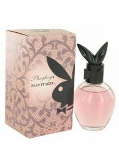 Playboy Play It Sexy Perfume by Coty, oz Eau De Toilette Spray for Women 214b06c740