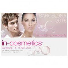 #Barcelona #InCosmetics ^_^ http://www.pintalabios.info/es/eventos-moda/view/es/1982 #ESP #Evento #Ferias