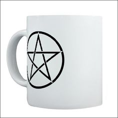GW Black Pentagram Coffee Mug  $14,99
