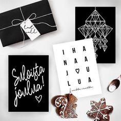 [New] The 10 All-Time Best Home Decor (Right Now) - Cheap by Angela Burns -  J o u l u a s k a r e i t a  Kotimaisia mustavalkoisia joulukortteja ja pakettikortteja. Ilahduta ystävää tai käytä joulusisustuksen somisteena Psst. Joulumerkillä lähetettävien korttien lähetyspäivä meni jo mutta vielä ehtit tilata joulukortit ja lähettää ne ikimerkillä 19.11. mennessä  #joulukortti #pakettikortti #joulukortti #joulupaketti #joululahja #graphicdesign #designfromfinland #joulu #joulu2018…