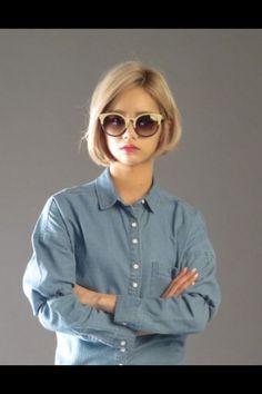 Girl's Day Hyeri hair