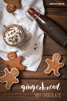 Lebkuchensirup selber machen & Weihnachtsmarkt fotografieren