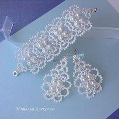 Потрясающие вязаные браслеты,