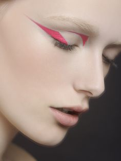 Photo: Richard Dubois Makeup and hair: Blair Petty, Judy Inc Model: Sindy, Ford Models & Chantale Nadeau