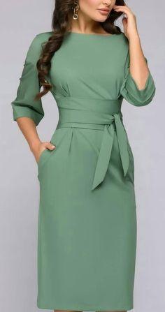 Couture Fashion, Hijab Fashion, Fashion Dresses, Pretty Dresses, Sexy Dresses, Casual Dresses, Classy Dress, Classy Outfits, Dresses To Wear To A Wedding