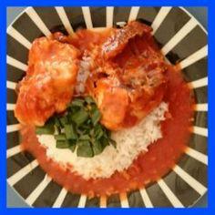 Tomato Flavoured Chicken