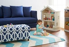 Alice's Dollhouse Bookcase, Small | Designer Finds | One Kings Lane