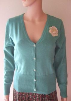 Round She Goes - Market Place - Daisy Doiley Cardigan