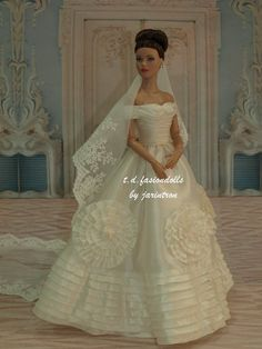 T.D.FASHIONS DOLL  DRESS for  Tonner > Tyler Wentworth Collection #TonnerTylerWentworthCollectionTylerWentw