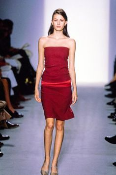 Calvin Klein Collection Fall 1997 Ready-to-Wear Fashion Show Collection