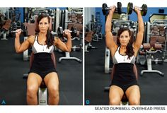 Define your delts and sculpt a pair of stellar shoulders with this workout video from IFBB Bikini Pro Ali Rosen.