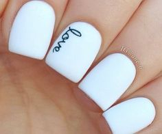 White and love