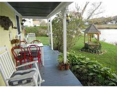 For Sale 58 Harcourt Av South Kingstown, RI 02879  Single Family Home, 2 Beds, 1 Baths, 616 sq. ft., 0.1039 acres, MLS# 1026629      Description: Cute WATERFRONT cottage on the Narrow River, fabulous views of all that Mother Nature offers in the quaint village of Middlebridge! Bring your ideas for expansion or freshen up this 2 bedroom cottage for your enjoyment ALL YEAR ROUND! $459000