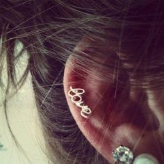 if i get my ear pierced again. which i probably won't. ever. but it's cute.