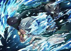 Aokiji One Piece copy by marvelmania