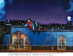 mary poppins backgrounds theatre - Google Search