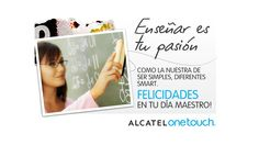 La pasión de enseñar,  los ha llevado a construir un mejor País. ¡Feliz día Maestros de Argentina!