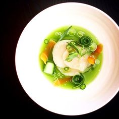 Get inspired by Scallop Aguachile (Cucumber, shiso, Serrano, lime)/ Noix de Saint-Jacques Aguachile (Concombre, shiso, Serrano, citron vert) | Chez Vy @chezvy | 🌐 | 📷 Designer - Vy Creation | Artist Warmly recommended by @hipsterfoodofficial | Tag Food You Make with #hipsterfoodofficial | + 📸 on/sur > https://m.facebook.com/groups/HipsterfoodOfficial/ 🍽instagram : instagram.com/hipsterfoodofficial | #alatabledeschefs #chefsofinstagram #foodporn #instafood #scallops #cucumber