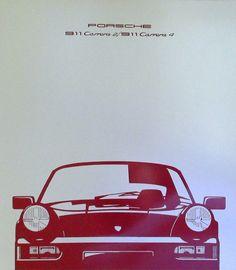 process-vision:      1990 Porsche 911 Carrera