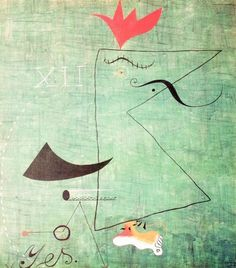 Joan Miró - Le Gentleman