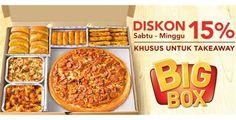 Kuliner - Baca artikelnya http://www.nurulku.com/3-promo-pizza-hut-indonesia-terbaru-pizza-paket-favorit-big-box-dan-double-box.html