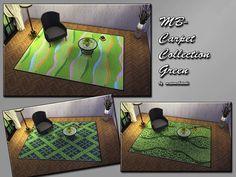 Sims 4 CC's - The Best: Rugs by Matomibotaki