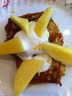 Mango Gluten Free French Toast